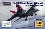 1-48-F-A-18E-F-Super-Hornet-F414-Engine-Nozzle-set-for-Hasegawa-Revell-1-48