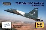 1-48-T-38A-Talon-J85-5-Engine-Nozzle-set-for-Wolfpack-1-48