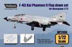 1-72-F-4EJ-Kai-JASDF-Phantom-II-Flap-down-set-for-Hasegawa