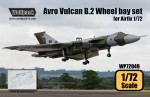 1-72-Avro-Vulcan-B-Mk-2-Wheel-bay-set-for-Airfix-1-72