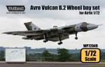 1-72-Avro-Vulcan-B-Mk-2-Wheel-bay-set-for-Airfix-1-72