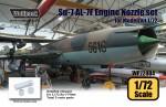 1-72-Su-7-Fitter-AL-7F-Engine-Nozzle-set-for-Modelzvit