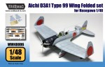 1-48-Aichi-D3A1-Type-99-Wing-Folded-set-for-Hasegawa