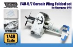 1-48-F4U-5-7-AU-1-Corsair-Wing-Folded-set-for-Hasegawa