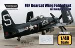 1-48-F8F-Bearcat-Wing-Folded-set-for-Hobbyboss
