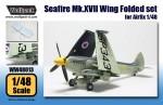 1-48-Seafire-Mk-XVII-Wing-Folded-set-for-Airfix