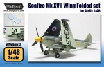 1-48-Seafire-Mk-XVII-Wing-Folded-set-for-Airfix