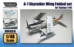 1-48-A-1-Skyraider-Wing-Folded-set