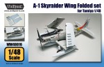 1-48-A-1-Skyraider-Wing-Folded-set
