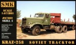 RARE-1-87-KrAZ-258-Soviet-tractor-SALE