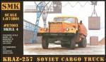 RARE-1-87-KrAZ-257-Soviet-cargo-truck-SALE