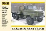 RARE-1-87-KrAZ-260G-Soviet-Army-truck-SALE