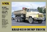 1-87-KrAZ-6510-Soviet-dump-truck