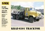 1-87-KrAZ-6501-Soviet-tractor