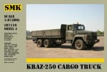 1-87-KrAZ-250-Soviet-cargo-truck