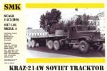 1-87-Kraz-214W-Soviet-truck