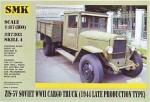 1-87-ZIS-5V-Soviet-WWII-cargo-truck-1944-late-production-type