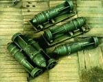 1-48-German-WWII-1000Kg-Bombs-and-Shells