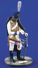 1-16-TRUMPETER-5TH-HUSSARS-W-SWORD