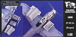 1-32-Bf-109G-6-Engine-Detail-Set
