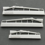 RARE-1-35-Lebel-Model-1886-French-rifles-family-6ps-WWI
