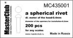 Spherical-rivet-04*03-mm