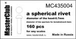 Spherical-rivet-0-7mm*-0-5mm