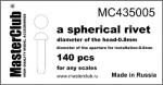 Spherical-rivet-0-8mm*-0-6mm