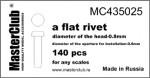 Flat-rivets-0-8mm*-0-6mm