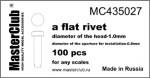 Flat-rivet-10*08mm
