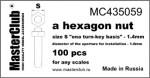 Standart-hex-nut-1-4mm*-1-0mm