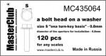 Bolt-head-on-a-washer-08*08mm