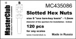 Slotted-Hex-Nuts-12*08mm