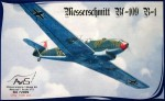 1-72-Messerschmitt-Bf-109-B-1-WWII-German-fighter