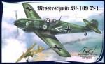 1-72-Messerschmitt-Bf-109D-1-WWII-German-fighter