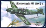1-72-Messerschmitt-Bf-109D-1-WWII-German-fighter