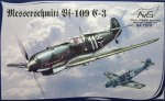 1-72-Messerschmitt-Bf-109-C-3-WWII-German-Fighter