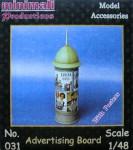 RARE-1-48-Advertising-Board