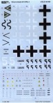 1-48-Decals-Bf-109K-4-Part-I-with-resin-wheels