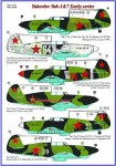 1-72-Decals-Yak-1-and-7-Early-series-incl-PE-set