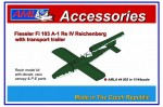 1-144-Fieseler-Fii-103-A-1-Re-IV-Reichenberg-with-transport-trailer