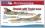 1-48-Shahak-w-Tsniut-nose-Conv-for-Mirage-IIIC