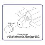 1-72-AI-Mk-VII-Mk-VIII-radar-nose-for-B-Beaufighter