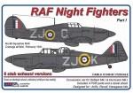 1-72-Hurricane-Mk-I-and-Defiant-Mk-I-6-stub-exhaust-versions-Part-I