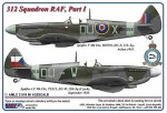 1-32-312-th-Squadron-RAF-Part-I-2-decal-version-Spitfire-LF-Mk-IXe