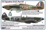 1-48-312-th-Squadron-RAF-Part-III-Hurricane-Mk-I-L1807-DuoK-+-Spitfire-LF-Mk-IXe-SL625-JT-11