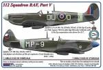 1-48-312-th-Squadron-RAF-Part-V-Spitfire-LF-LR-MkVb-EP660-DUoO-+-Spitfire-LF-Mk-IXe-SL653-MP-9