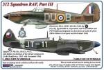 1-72-312-th-Squadron-RAF-Part-III-Hurricane-Mk-I-L1807-DuoK-+-Spitfire-LF-Mk-IXe-SL625-JT-11