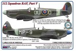 1-72-312-th-Squadron-RAF-Part-V-Spitfire-LF-LR-MkVb-EP660-DUoO-+-Spitfire-LF-Mk-IXe-SL653-MP-9