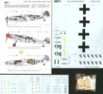 1-32-Decals-Bf-109K-4-Part-II-with-resin-wheels